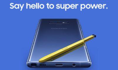 Samsung se equivoca y publica un vídeo oficial del Galaxy Note 9 98