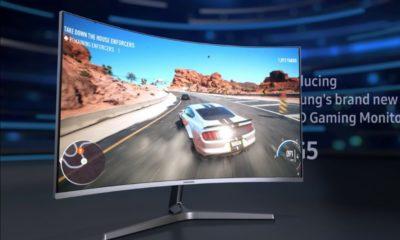 Samsung CJG5: monitor curvo para jugones 31