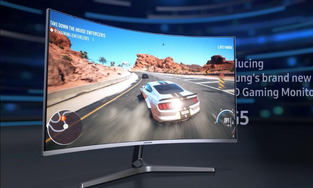 Samsung CJG5: monitor curvo para jugones 28
