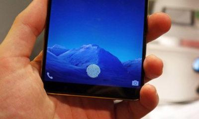 Patente de Samsung muestra el posible sensor de huellas dactilares del Galaxy S10