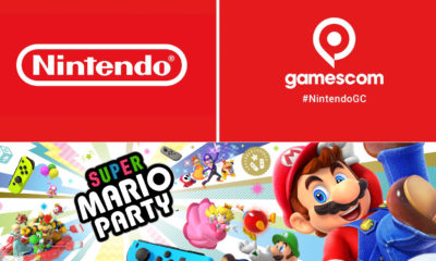 Nintendo Gamescom Super Mario Party