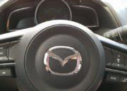Mazda 3 sedán, suavidad 69