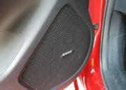 Mazda 3 sedán, suavidad 45