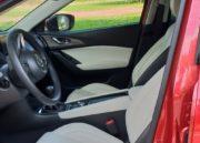 Mazda 3 sedán, suavidad 49