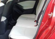 Mazda 3 sedán, suavidad 51