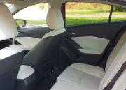 Mazda 3 sedán, suavidad 53