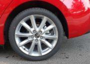 Mazda 3 sedán, suavidad 55