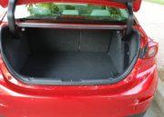 Mazda 3 sedán, suavidad 57