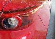 Mazda 3 sedán, suavidad 59