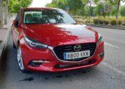 Mazda 3 sedán, suavidad 61