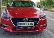 Mazda 3 sedán, suavidad 63