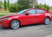 Mazda 3 sedán, suavidad 65