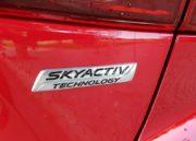 Mazda 3 sedán, suavidad 67