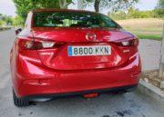Mazda 3 sedán, suavidad 95