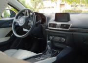 Mazda 3 sedán, suavidad 93
