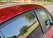 Mazda 3 sedán, suavidad 83