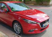 Mazda 3 sedán, suavidad 81