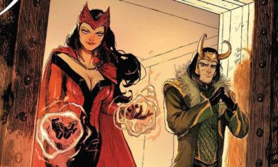Loki y la Bruja Escarlata estrenarán serie en Disney Play 37