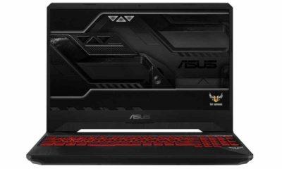 ASUS TUF Gaming FX505 y FX705: portátiles gaming con GTX 1060 63