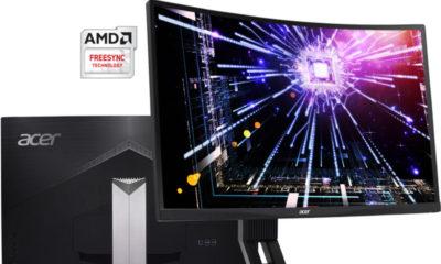 Acer XZ1, monitores premium con FreeSync 31