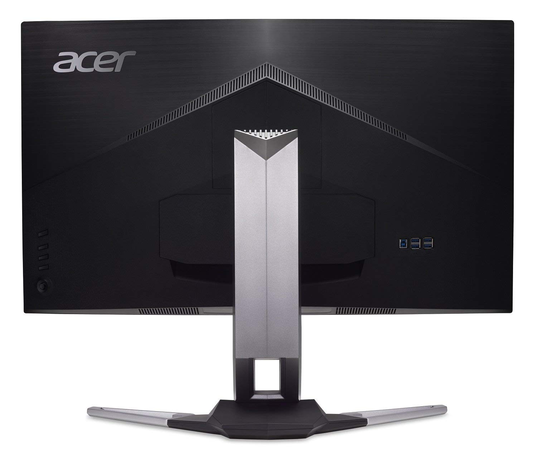 Acer XZ1, monitores premium con FreeSync 34