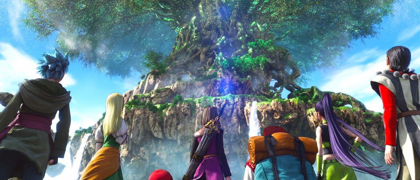 Dragon Quest XI Análisis