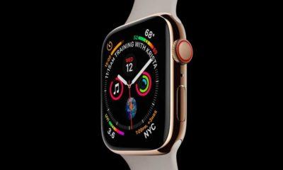 El Apple Watch Series 4 ha tenido una buena acogida, el iPhone Xs no 42