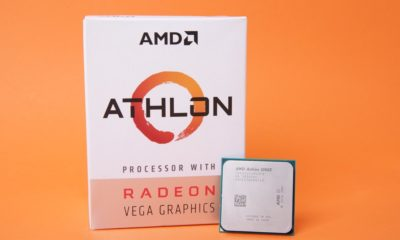 Athlon 200GE con GPU Vega 3 frente a Pentium G5400 con HD 610 en juegos 29