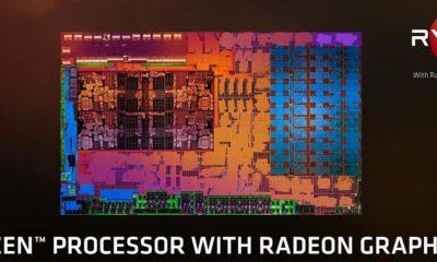 AMD Athlon 200GE, APU de bajo coste con gráficos Radeon Vega 75