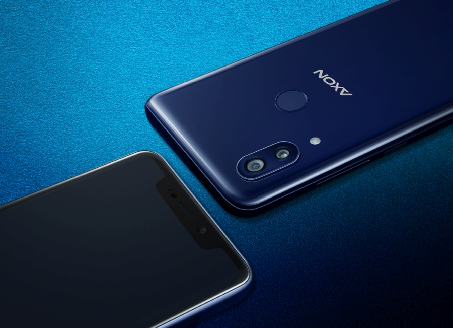 ZTE presenta el Axon 9 Pro, otro competidor en la gama alta 32