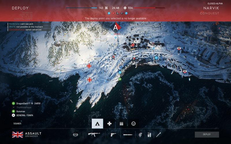 Battlefield V Beta Abierta Arctic Fjord