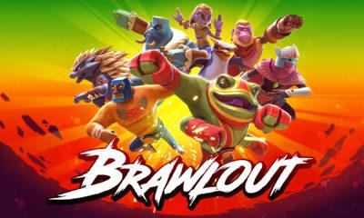 Análisis Brawlout PS4
