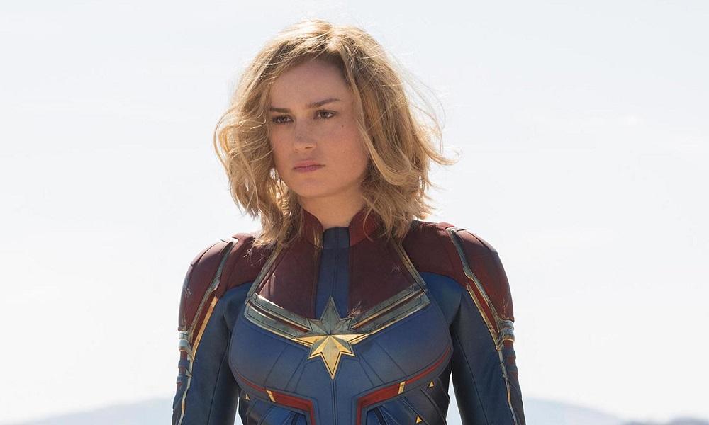 El primer tráiler de Capitana Marvel nos lleva a los noventa 32