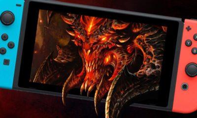 Diablo III Eternal Collection llega a Nintendo Switch el 2 de noviembre 30