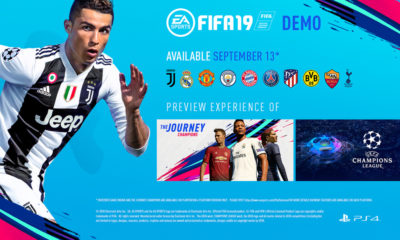 FIFA 19 Demo PS4