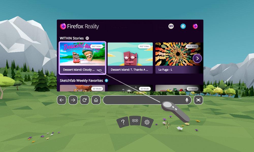 Mozilla anuncia la disponibilidad de Firefox Reality