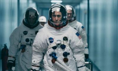 First Man, el primer hombre llegará a la Luna el 11 de octubre 45