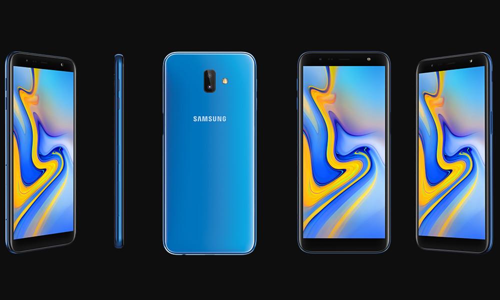 Galaxy J6+ y J4+
