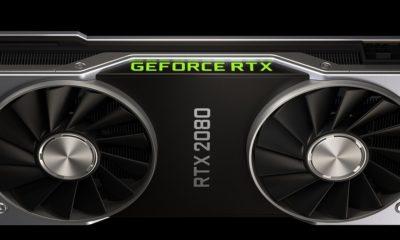 Rendimiento de las GeForce RTX 2080 Ti y GeForce RTX 2080 en juegos 106
