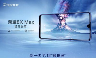 Honor 8X y Honor 8X Max: potencia a buen precio 39