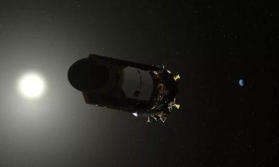 Kepler está bajo de combustible, pero se mantiene en pie 37