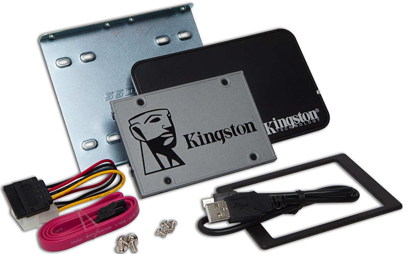 Kingston SSD UV500, análisis 79