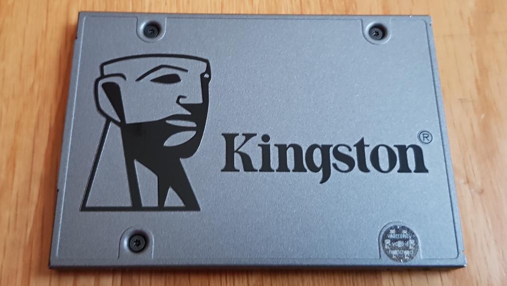 Kingston SSD UV500, análisis 35