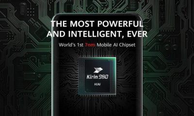 Kirin 980: alto rendimiento en proceso de 7 nm 40