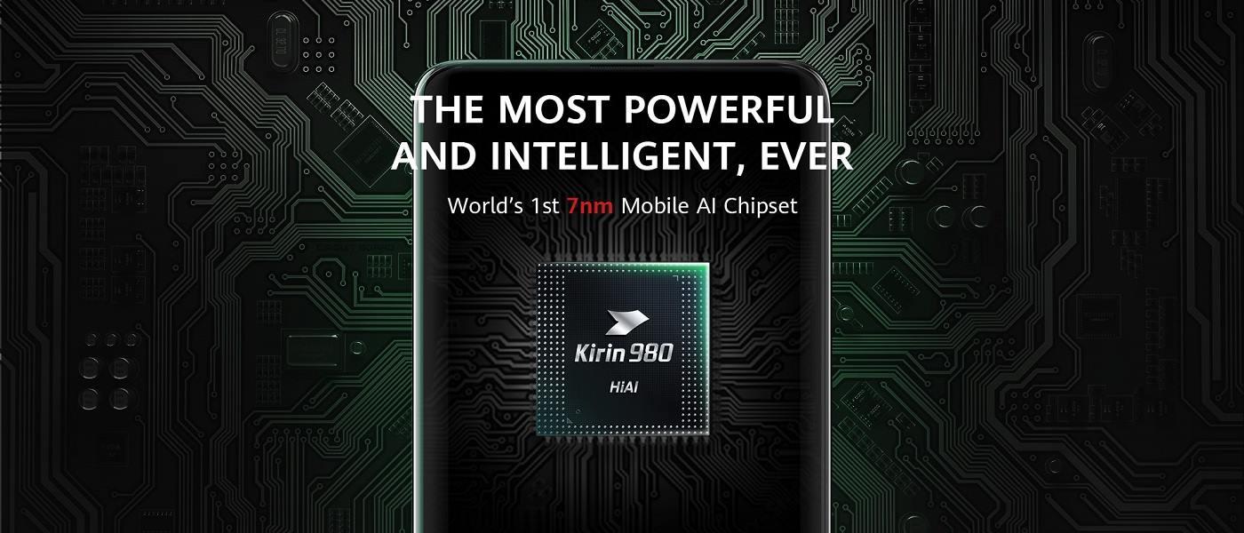 Kirin 980: alto rendimiento en proceso de 7 nm 30