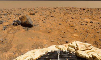 Cinco peligros que afrontará el hombre en Marte, según la NASA 29