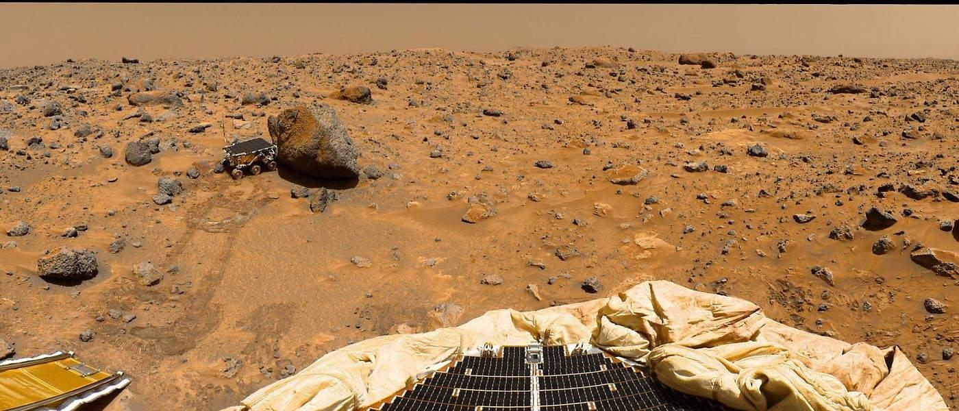 Cinco peligros que afrontará el hombre en Marte, según la NASA 33