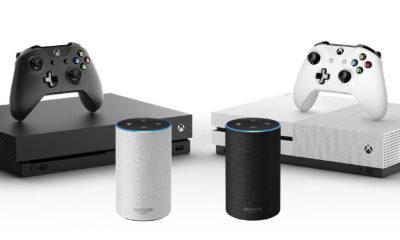 Microsoft Xbox One Alexa