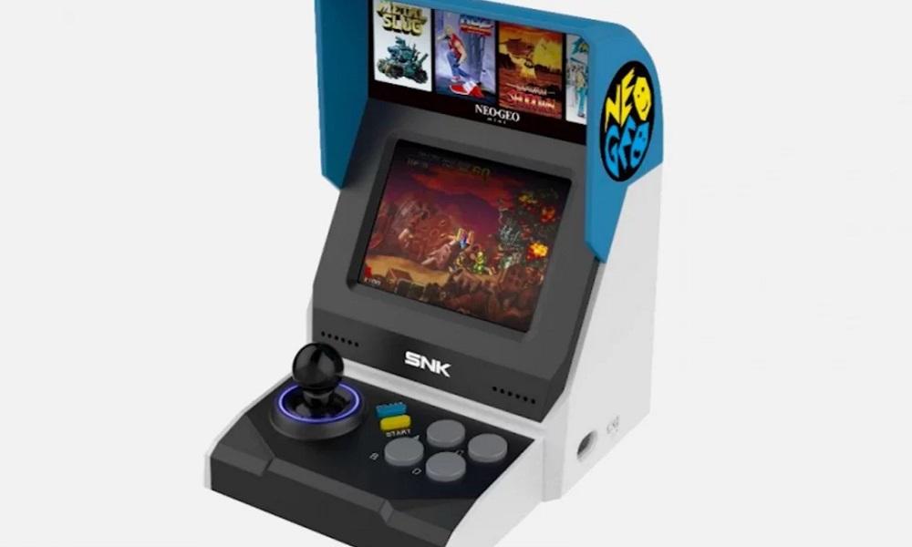 Neo Geo Mini: 10 de septiembre en Europa, costará 129,99 euros 28