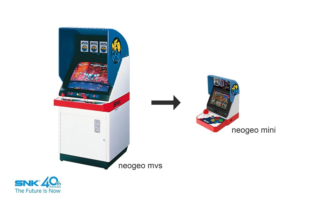 Neo Geo Mini: 10 de septiembre en Europa, costará 129,99 euros 32